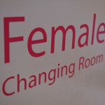 Female Changing Rooms