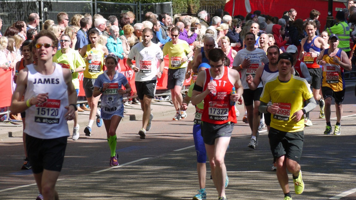 Quick Yoga Tips to Enhance Your (London) Marathon Experience